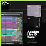 Ableton Live 10 Suite (win/mac Osx-catalina) - Todoplugins