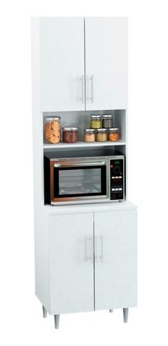 Despensero Organizador Funcional Combinado 4 Puertas Cocina