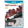 Need For Speed Most Wanted Para Wii U Usado Original
