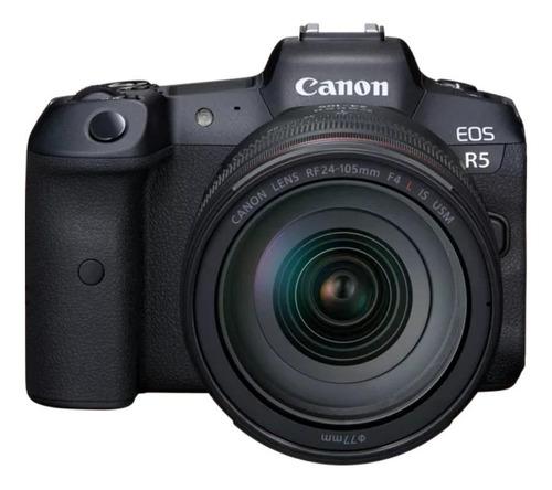 Camara Canon Digital Eos R5 24-105mm Usm