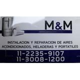 Instalación De Aires Acondicionados Y Reparación