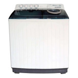 Lavadora Automática De Doble Tina Koblenz Ldm-19 Blanca 19kg