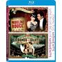 Blu-ray Moulin Rouge + Romeu E Julieta Legendado Lacrado Original