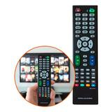 Control Remoto Tv Universal Led Lcd Netflix Youtube Smart Tv