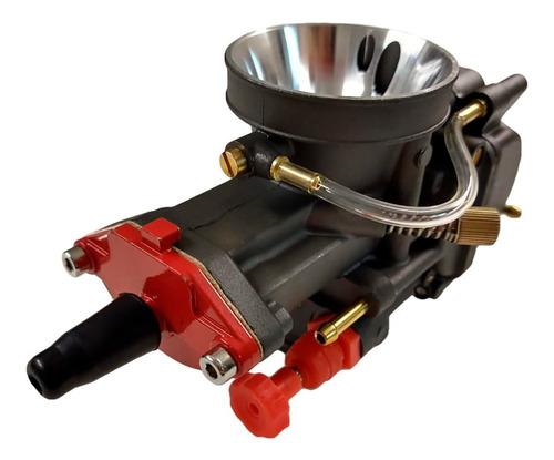 Carburador Cortina Plana Powerjet 28 30 32 34 Chicler Tobera