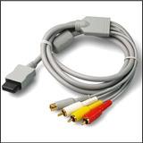 Cable S-av Para Wii
