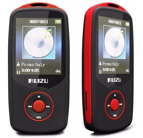 Mp4 8gb + 64gb Sandisk Bluetooth Radio Fm Bat. Alta Durac