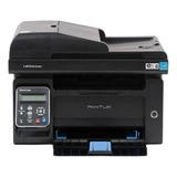 Impresora  Multifunción Pantum M6550nw Con Wifi Negra 100v - 127v