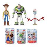 Juguete Toy Story Woody Buzz Forky Disney 13cm Babymovil