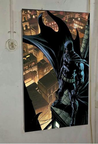 Batman Cuadro Super Diseño
