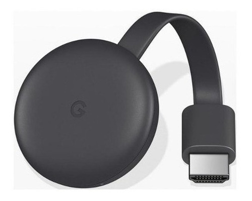 Google Chromecast 3 Tercera Generacion, Original - Inetshop