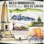 Cd Pacifico Mascarenhas - Belo Horizonte Que Eu Gosto (2003) Original