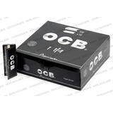 Ocb Premium 1 1/4. Papel Zig Zag. 100 Pzas. Ultrathin