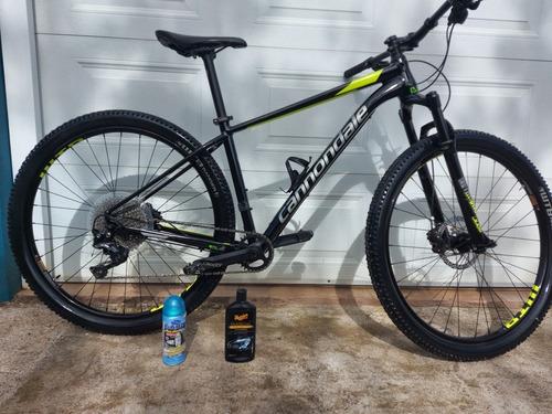 Bicicleta Cannodale Trail 2
