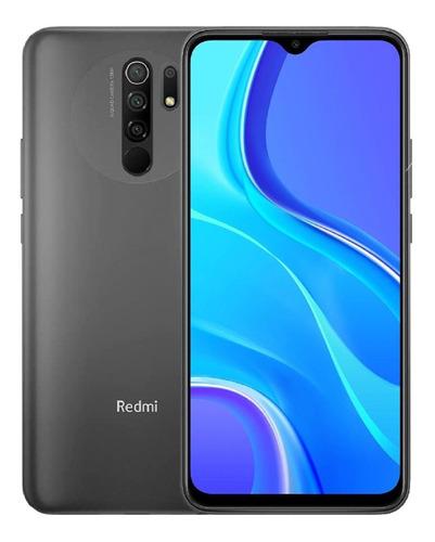 Xiaomi Redmi 9 6.5'' 64 /4gb 4 Cámaras Gran Batería Cover Co