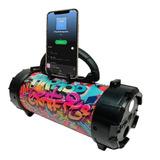 Parlante Bluetooth Portatil Unnic Usb Musica Sd 10w Linterna