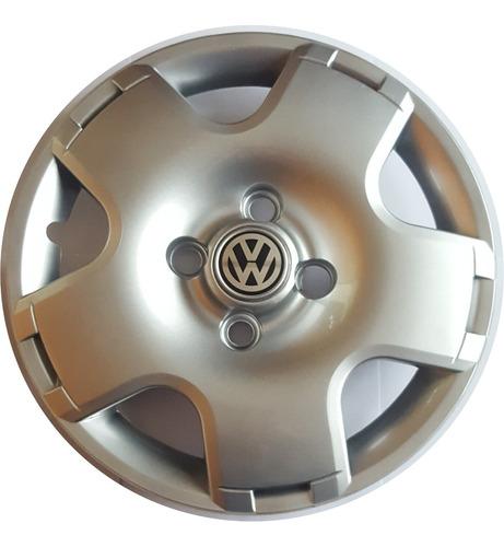 Juego 4 Tazas De Rueda Volkswagen Gol Power D/06 Rodado 13