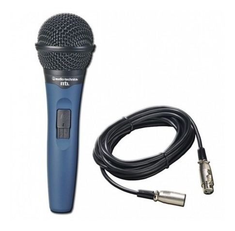 Micrófono Audio-technica Dinamico Vocal Mb1k/cl