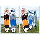 Surf Tabla Stand Up Inflable Para 2 Personas C/silla Regalo