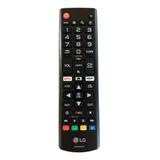 Controle Remoto LG Smart Akb73975701 Akb75095315 Original