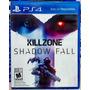 Killzone Shadow Fall Ps4 - Jogo Mídia Física Em Português Original