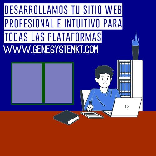 Páginas Web Autoadministrables