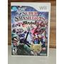 Mario Super Smash Bros Brawl Nintendo Wii  Americano Original