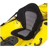 Asiento Ajustable Acolchada Kayak + Mochila Desmontable Cano