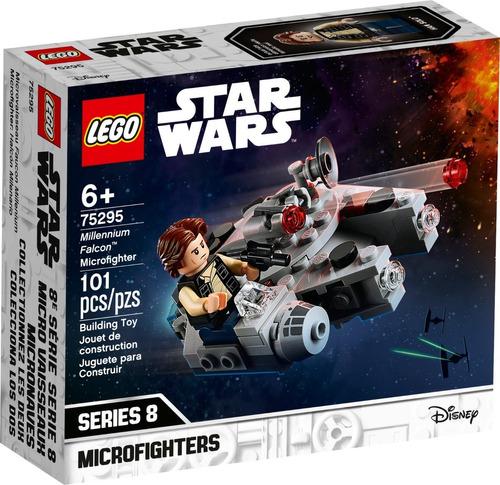 Lego Star Wars - Microfighter: Halcón Milenario (75295)