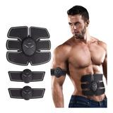 Cinto Tonificador Abdominal Estimulador Muscular Ems Redutor