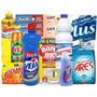 Cesta Higiene E Limpeza Produtos De Qualidade Doação Social Original