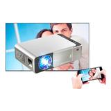 Proyector Gp-12, Led 1080p Píxele,s 3500 Lumens 200 Pulgadas