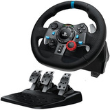 Volante Logitech G29 Gamer + Pedalera  Ps3 Ps4 Pc Env Gratis