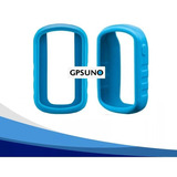 Garmin Funda Silicona Colores Linea Etrex Azul Gpsuno