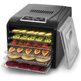 Máquina De Deshidratador Eléctrico De Alimentos Gourmia Gfd1