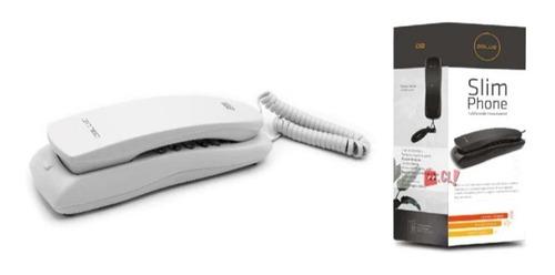 Teléfono Fijo Slim Góndola Pared O Mesa Dblue L300 /3gmarket