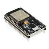 Nodemcu Esp32 Wifi + Bluetooth 4.2 Iot Wroom Esp32s Arduino