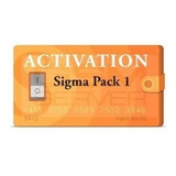 Activacion Pack 1 Sigma Box /sigma Key