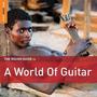 Cd Various Artists Rough Guide To A World Of Guitar Original