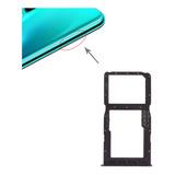 Bandeja Porta Chip Sim Huawei P30 Lite + Llave Extracción
