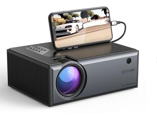Projetor Blitzwolf Bw-vp1 Pro Lcd 2800 Lumens 1080p Cinema