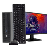 Pc Gamer Completa Hp I7 16gb 512ssd Wifi Monitor 22' + Video