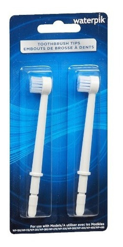 Repuesto Cepillo Dental Waterpik Original Tb-100e