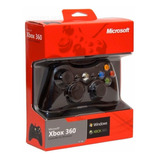 Control Xbox 360 - Pc Alambrico Analogos Ergonomico