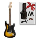 Guitarra Eléctrica Squier Affiinity Hss Sunburst