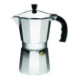 Cafetera Imusa B120-43v Manual Aluminium Italiana