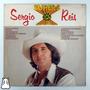 Lp Sérgio Reis Super 3 Disco De Ouro Sucessos Vinil 1982 Original