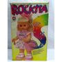 Brinquedo Antigo, Boneca Rockita Da Estrela Original