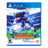 Captain Tsubasa: Rise Of New Champions Standard Edition Bandai Namco Entertainment America Ps4 Físico