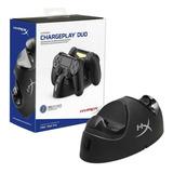 Cargador Play 4 Kingston Hyperx Chargeplay Duo Gamer Tranza